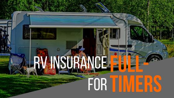 RV Insurance for Full Timers