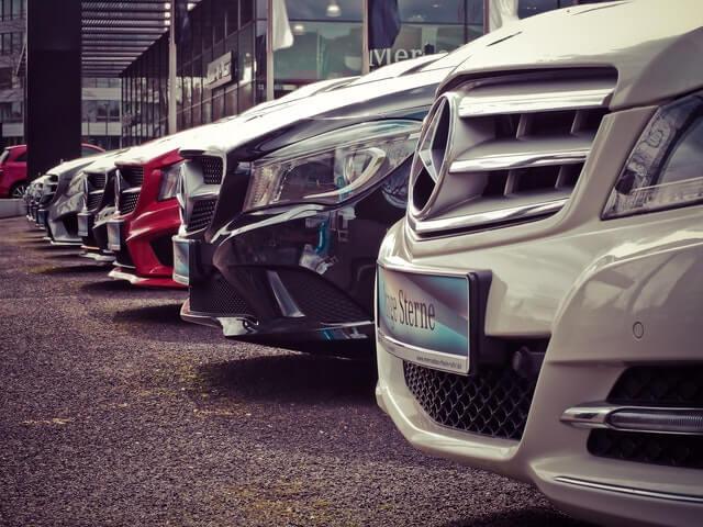 Cars Parkerd, auto insurance