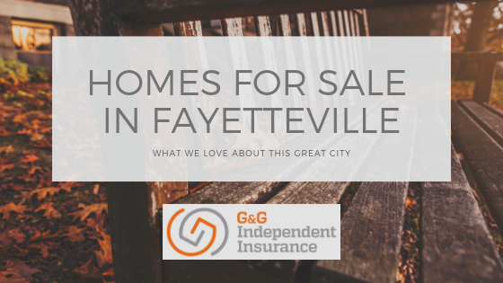homes for sale, fayetteville, arkansas