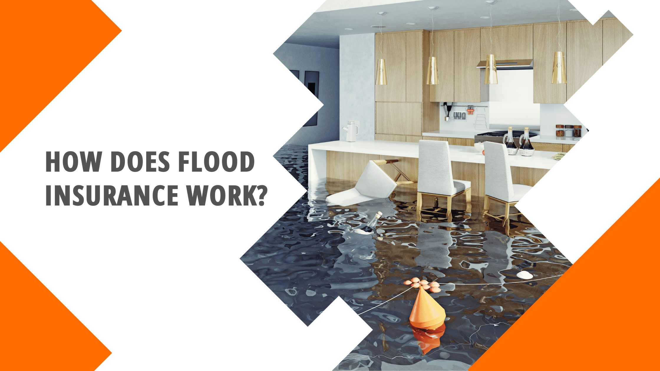How does flood insurance work?