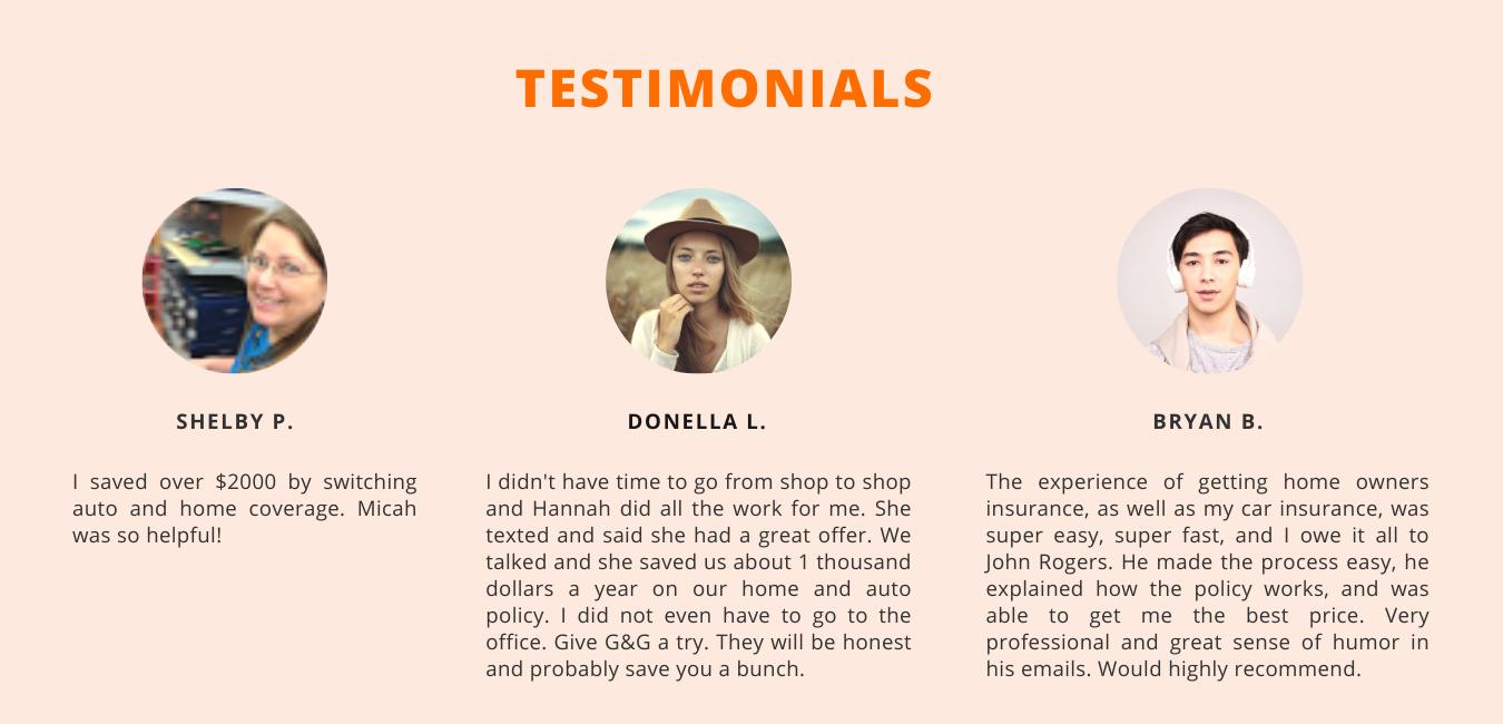 G&G Client Testimonial