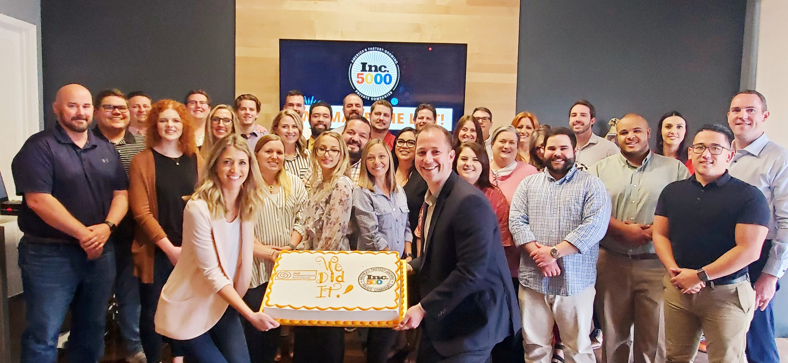 Inc 5000, Inc 5000 celebration, G&G, office
