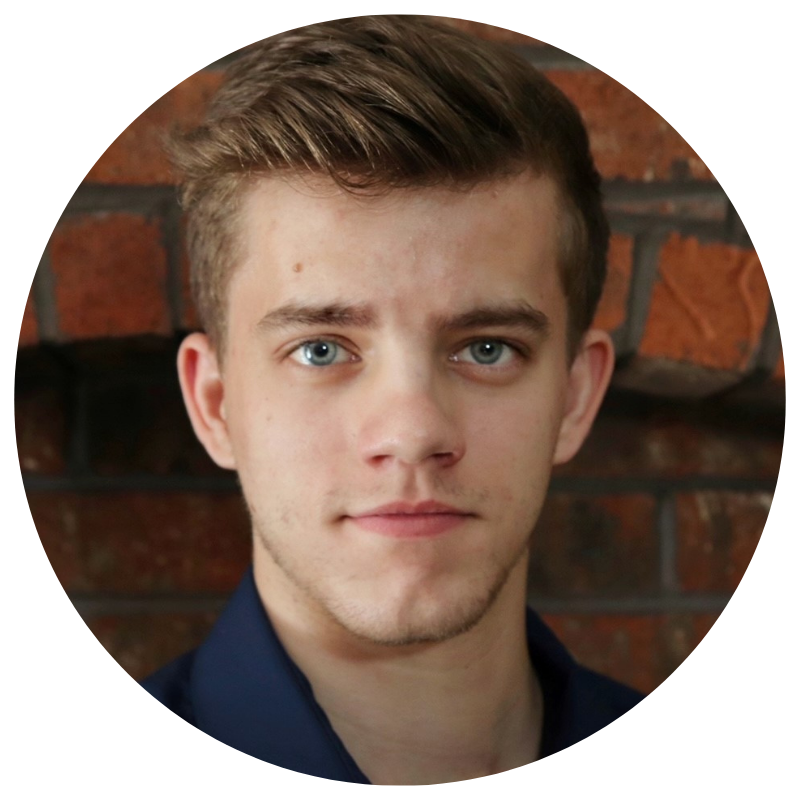 Luke Fess, client experience representative